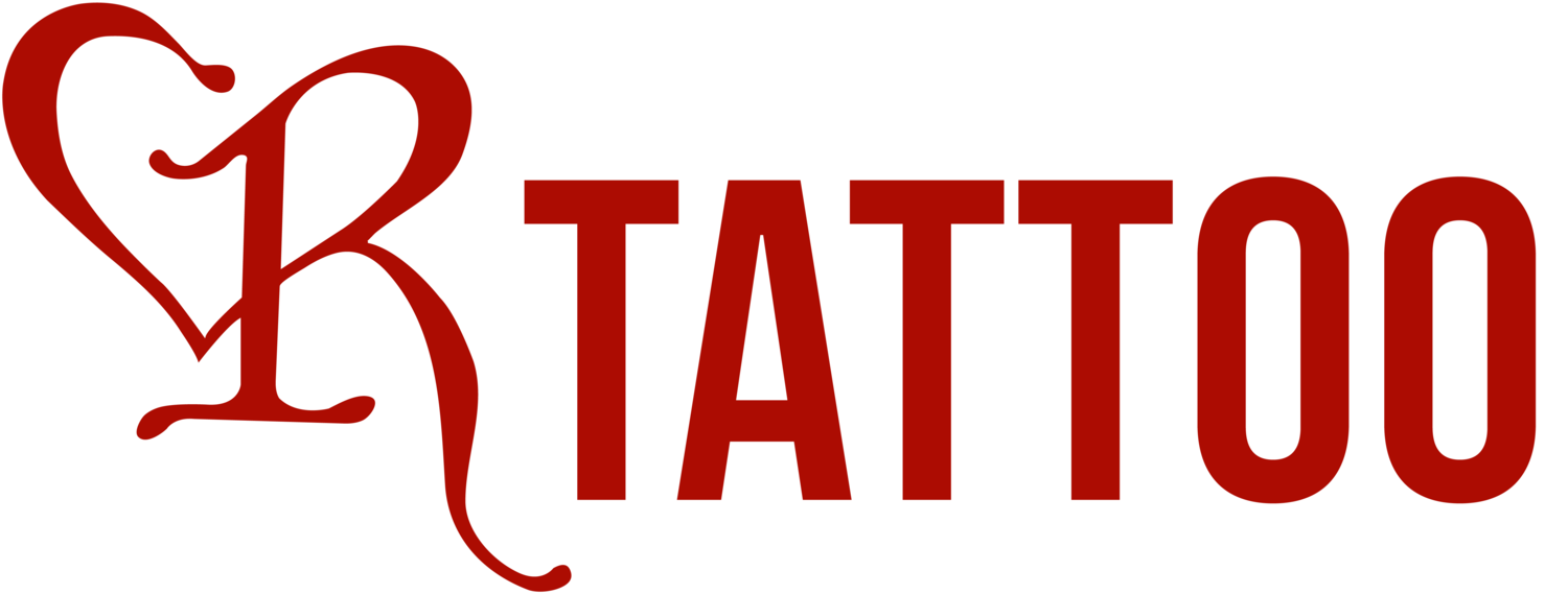 Reckless Heart Tattoo