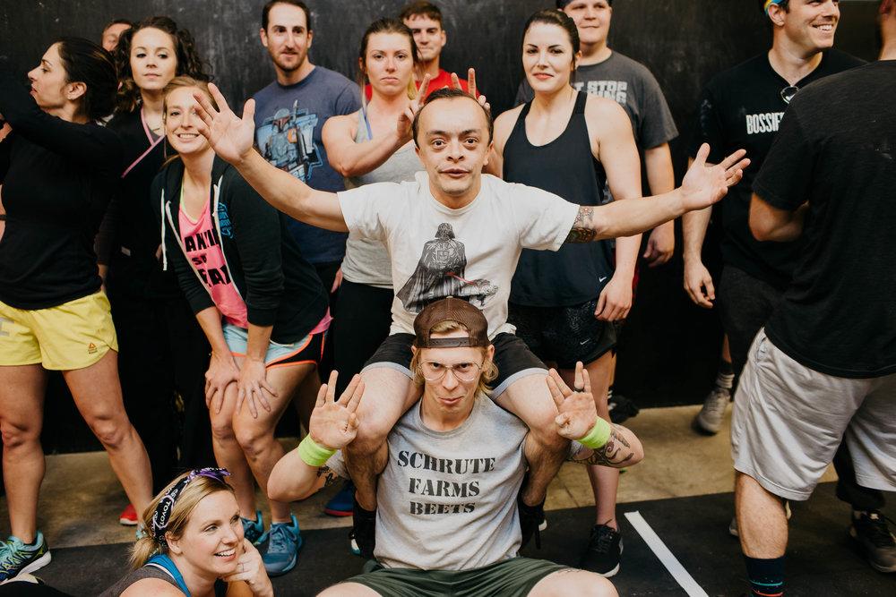 Bossier City CrossFit