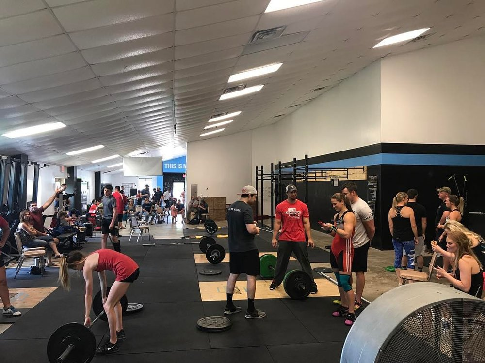 2017 Bossier City CrossFit Weightlifting Classic