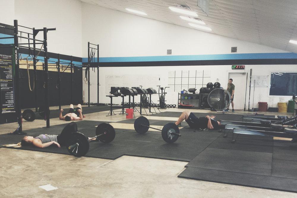 CrossFit Position