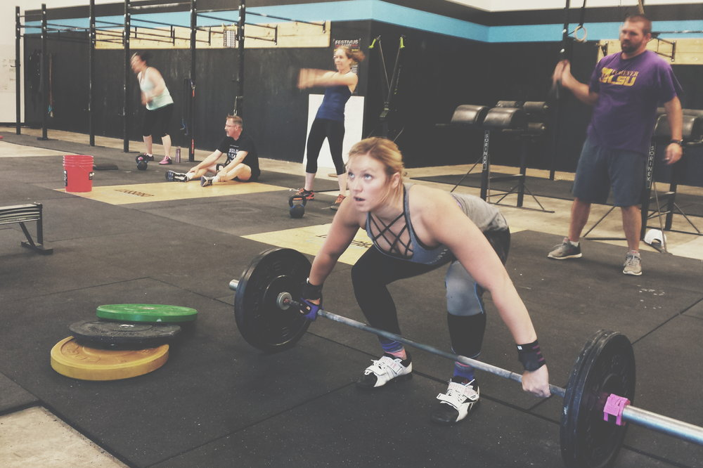 Developing Weightlifters