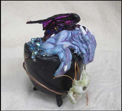 Caudron Bubble Bath Dragon