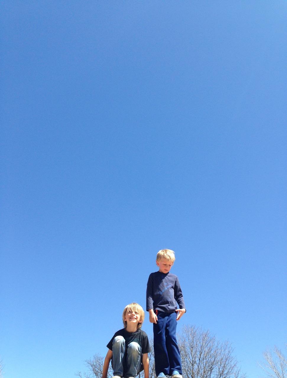 Boys on a mount easter.jpg