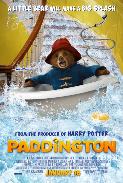 Loved Paddington as a kid. Not even sure why, but he seemed so chill and comfortable.