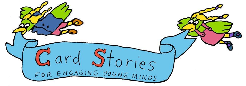 CardStories Logo Birthday Cards for Children