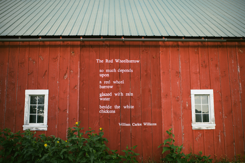 Common Harvest Farm Red Barn
