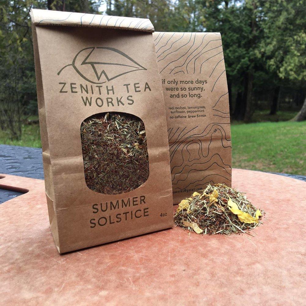Zenith Tea Works