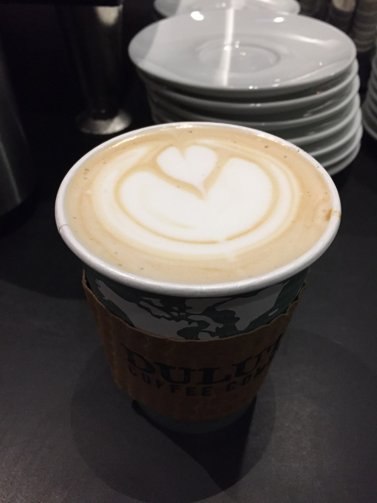 Coffee made with love!