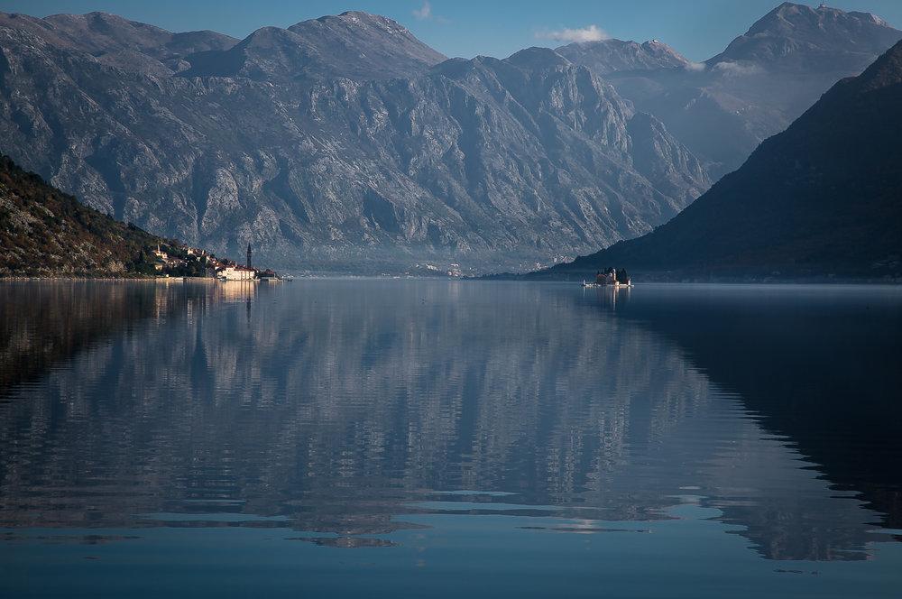 Bay of Kotor, Montenegro (for G Adventures).