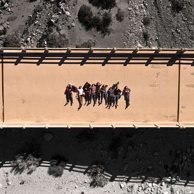 9 friends. 2 dogs. 1 camera. 1 drone. 1 night in Joshua Tree. 1 short film. 📷: @adolfokahan  #filmmaking #indiefilm #shortfilm #roadtrip #joshuatree #arri #drone #arri