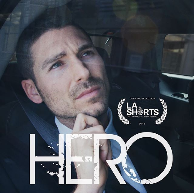 "We are so excited to announce that our latest short film, ""Hero"" will be having it's LA Premiere at @lashortsfest! Thank you to our entire cast and crew for their hard work and dedication to this project. This is hopefully the first of many!"