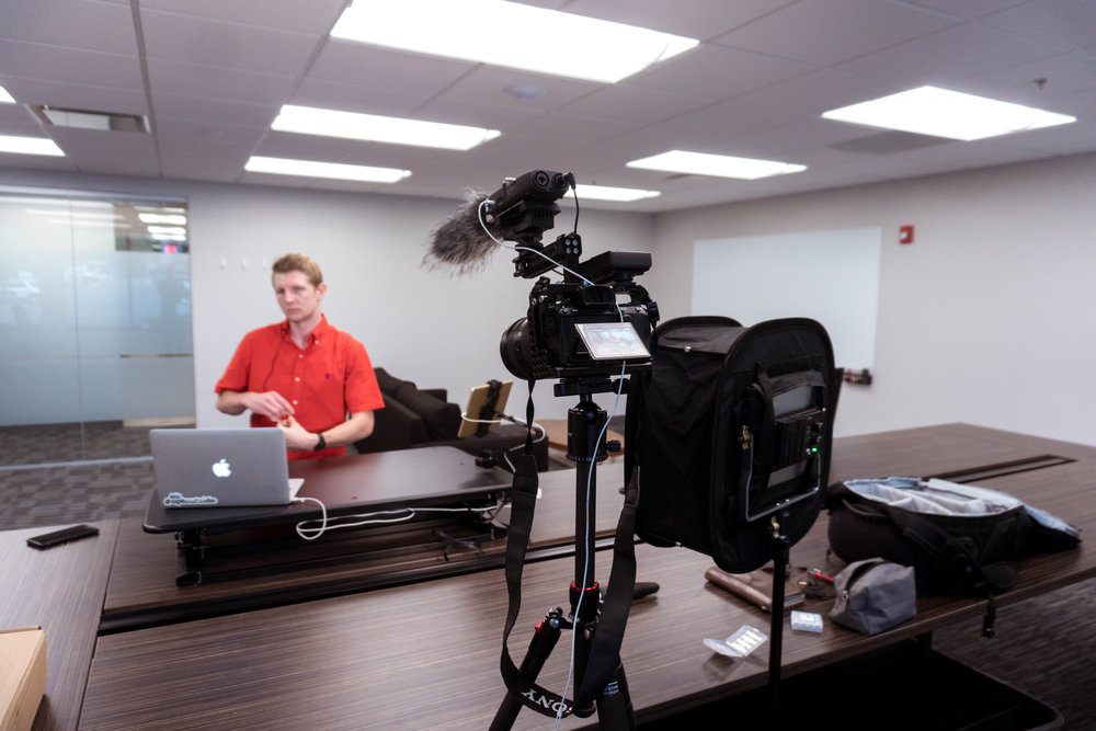 Content Marketing Videos - Videos in this entry level category usually require less than an hour or two to shoot and they are more cost effective because of this.