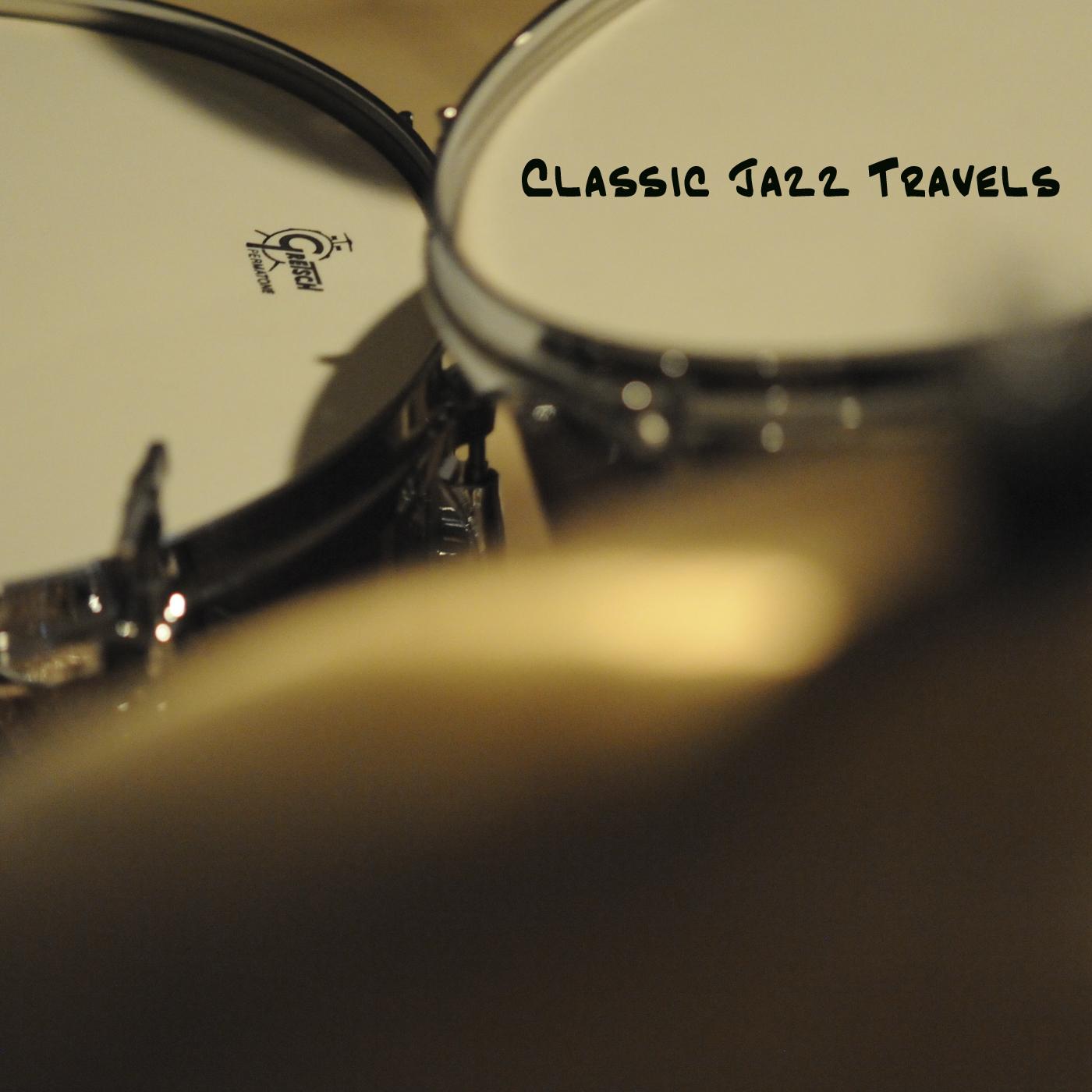 Classic Jazz Travels Radio Broadcast - Douglas Anderson