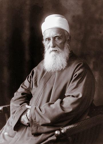 'Abdu'l-Bahá (1844-1921)