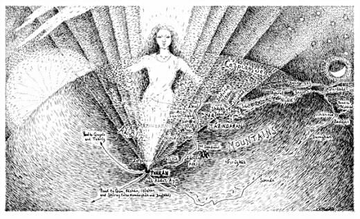 Den himmelske jomfru
