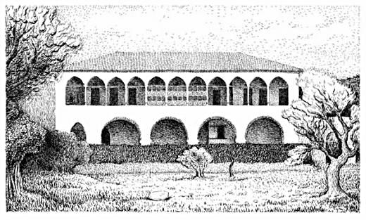 Bahá'u'lláhs hus