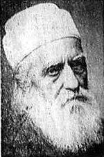 Bahai-bevegelsens store profet, Abdul Baha, som døde i 1921