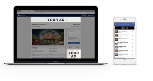 SPONSORED ADS:  - Increase your brand awareness and reach global audience of real estate professionals. Start inbounding quality leads today.