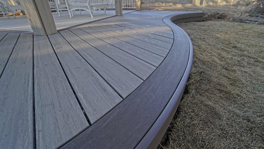 Curved Deck Gallery