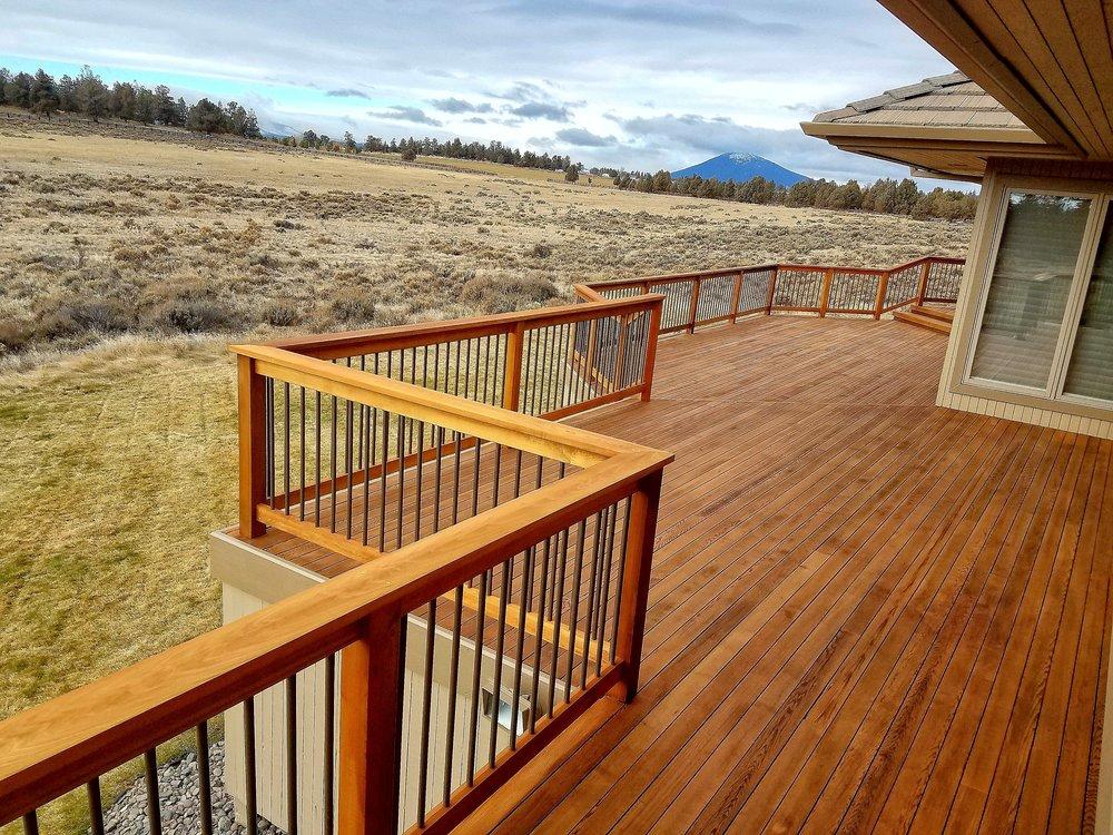 Wood Deck Gallery