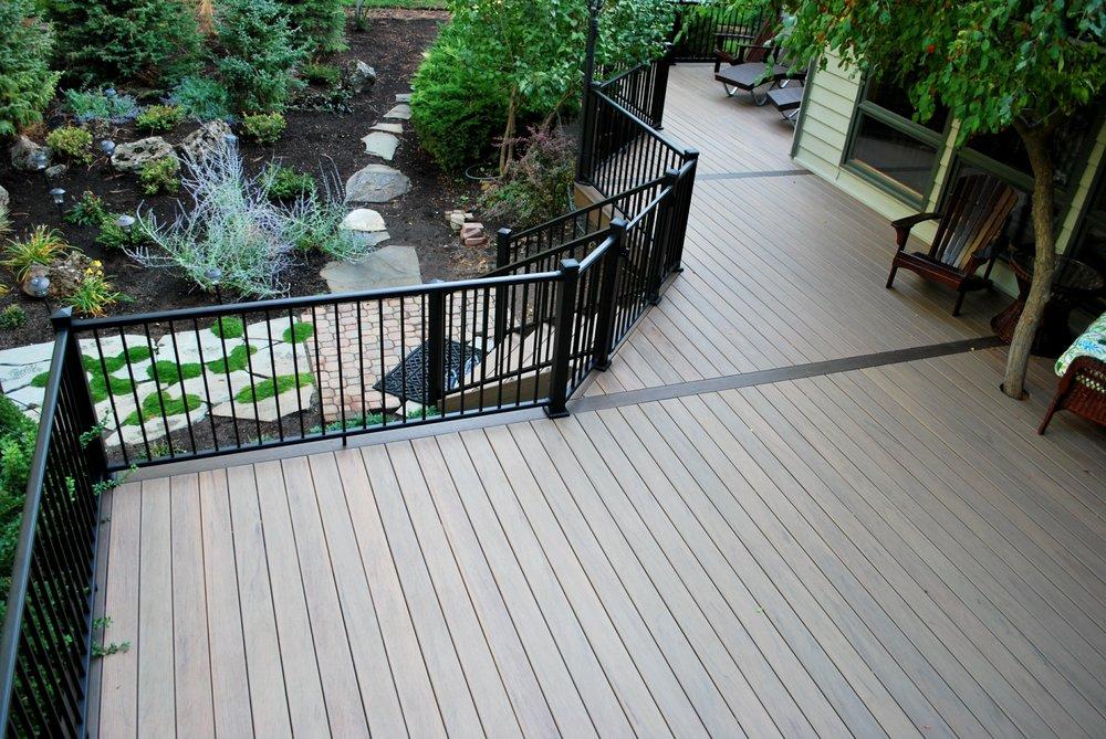 TimberTech Deck. Bend Oregon.