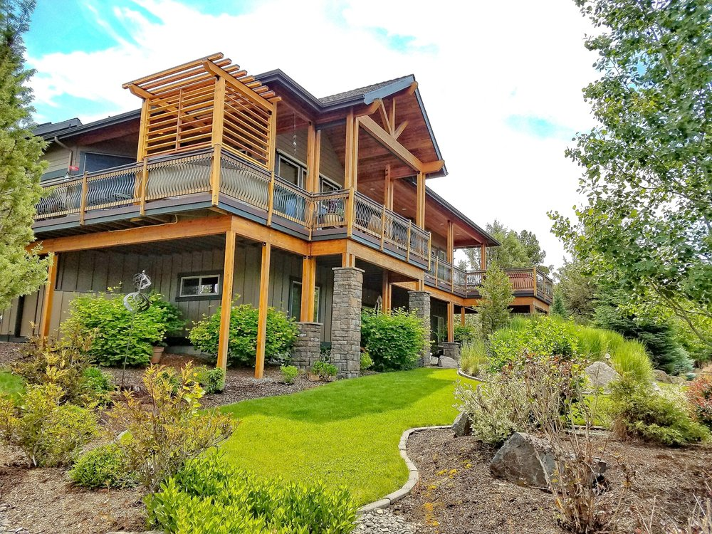 Pergola, Eagle Crest Oregon