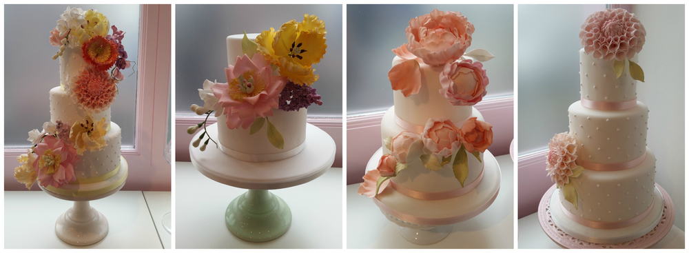 Peggy Porschen's amazing sugar flowers
