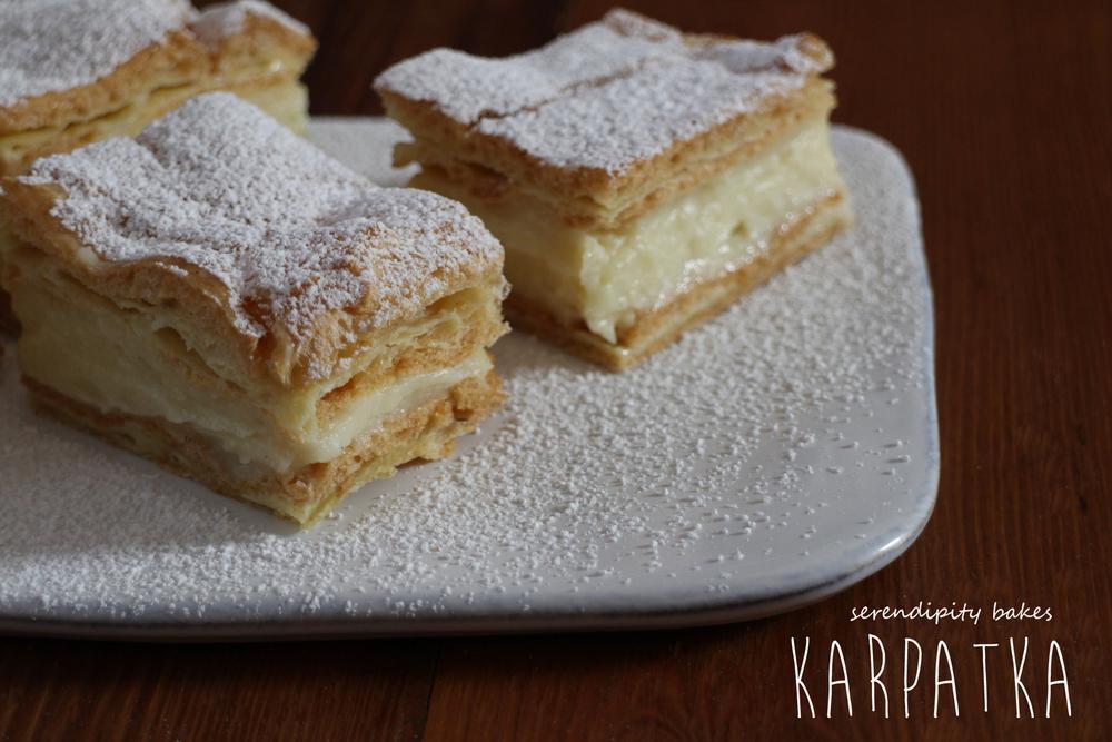 Polish Cake Recipes Uk: Serendipity Bakes