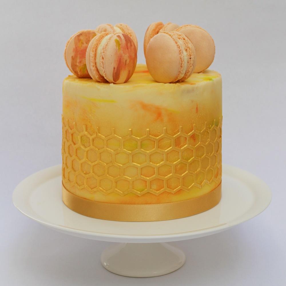 Instagram - Apricot Macaron Cake.jpg