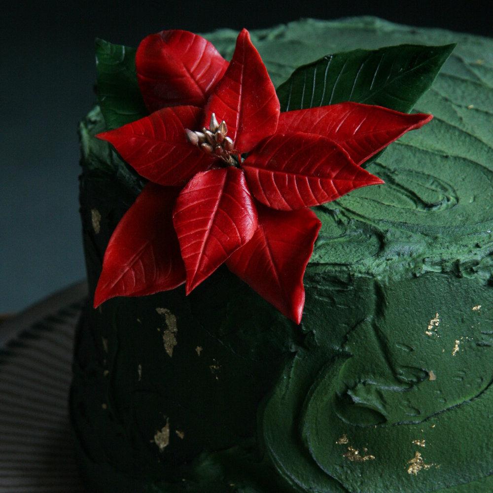 Instagram - Poinsettia Christmas Cake.jpg