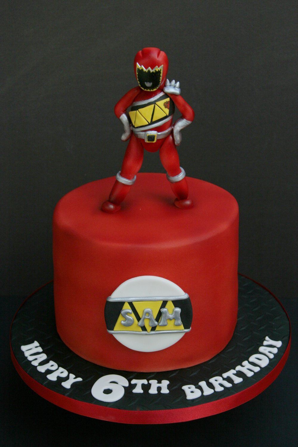 Power Rangers Cake - Sam.jpg