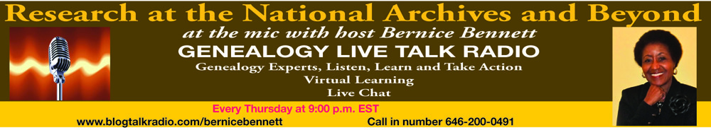 Genealogy Live Talk Radio