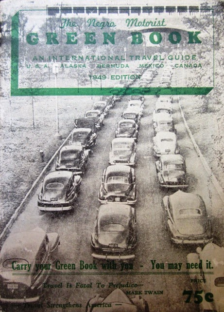 The Negro Motorist Green Book