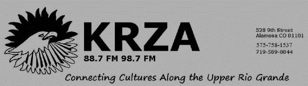 "KRZA Public Radio Interview about ""The Haunting of the Mexican Border,"" politics and culture. Southern Colorado and Taos/Santa Fe, New Mexico."