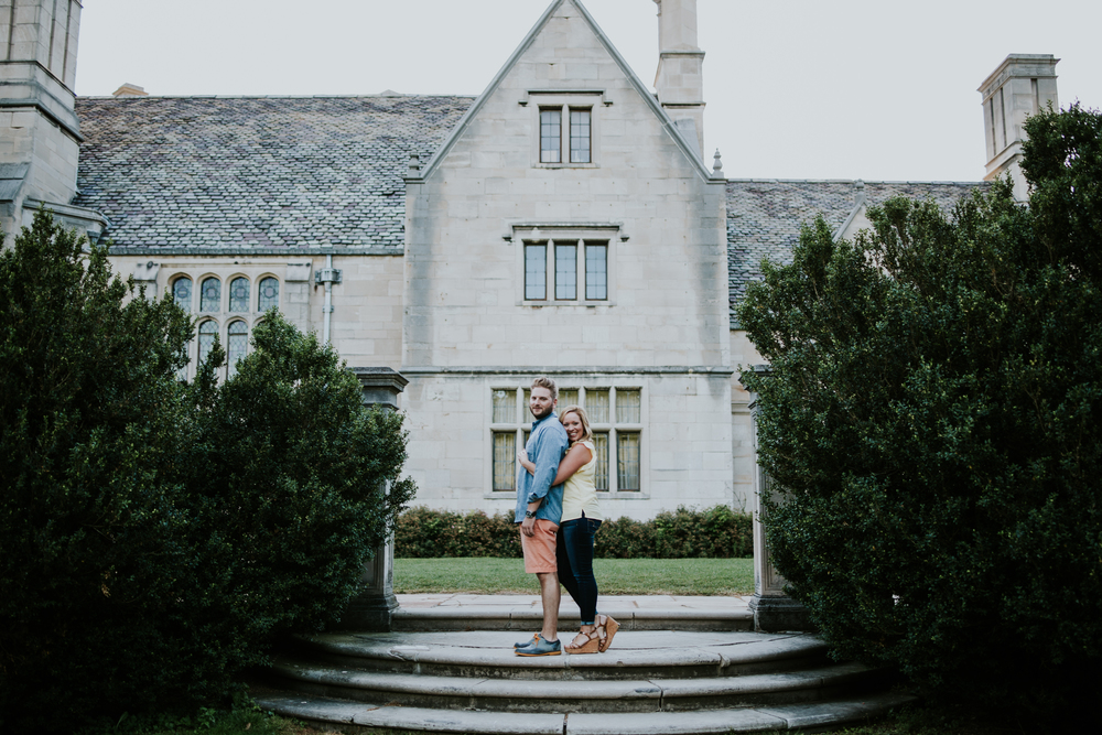 Hartwood Acres Engagement session