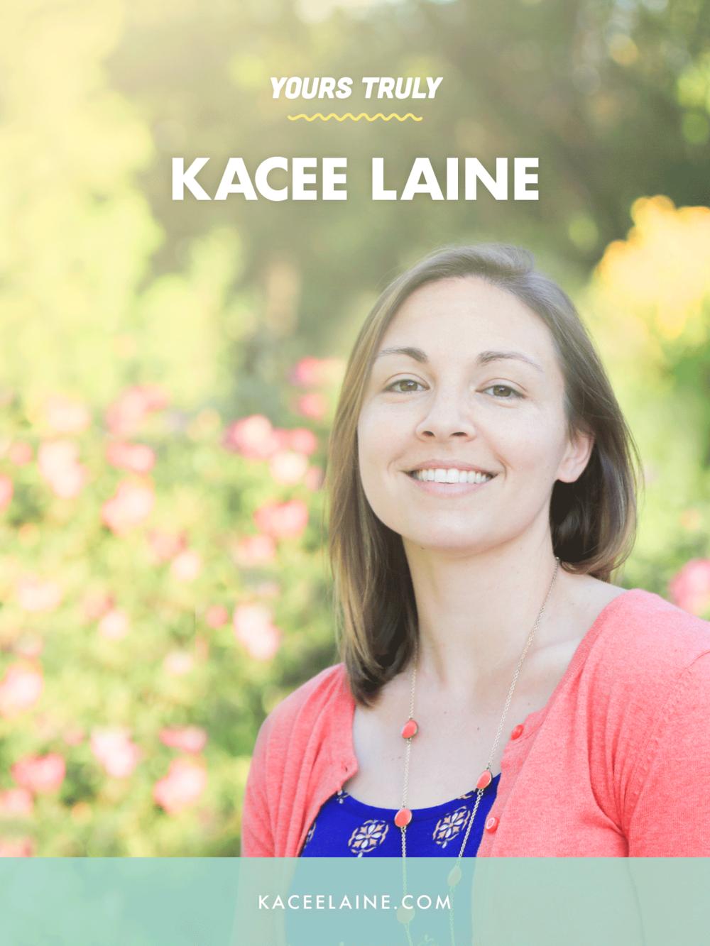 Kacee Laine, Creative Entrepreneur