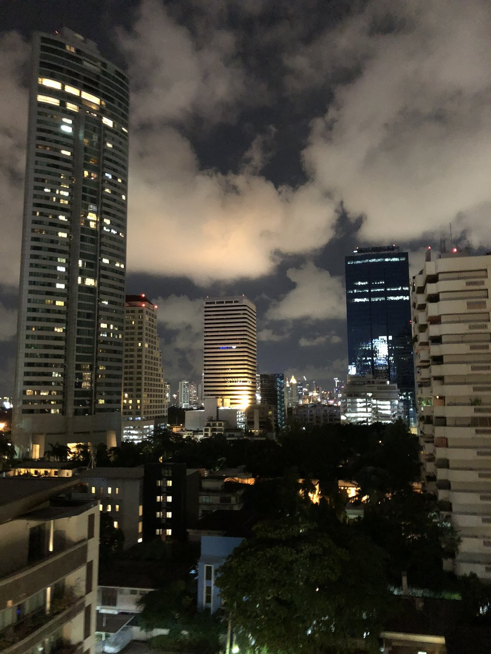 Novotel Hotel Night Views