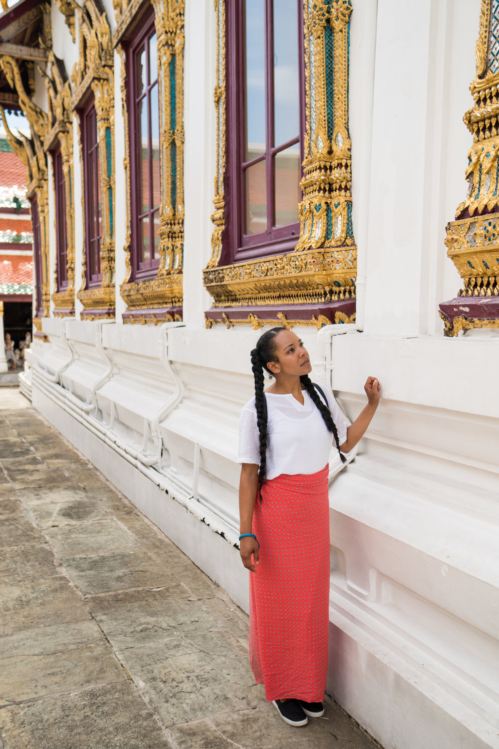 What to wear while visiting temples in Thailand