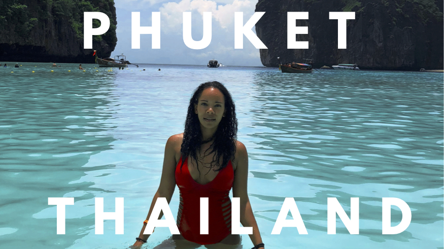 phuket beach girls