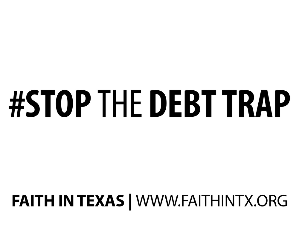 #StoptheDebtTrap