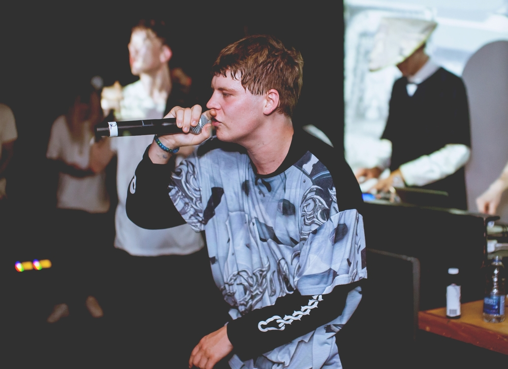 Yung Lean & SadBoys @ Underworld