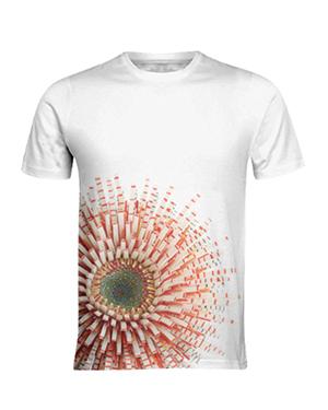 Flower Power Shirt - Red