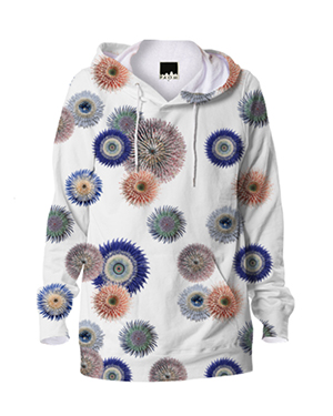 Flower Power Sweatshirt - Multi