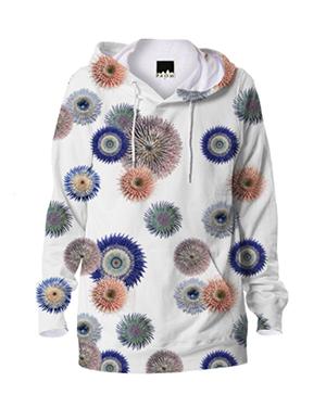 Flower Power Sweatshirt - Multi