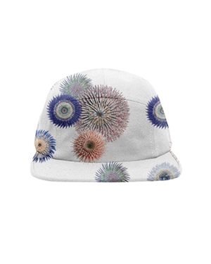 Flower Power Hat - Multi