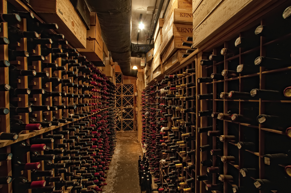 Wine Cellar Antrim 1844 Country House Hotel