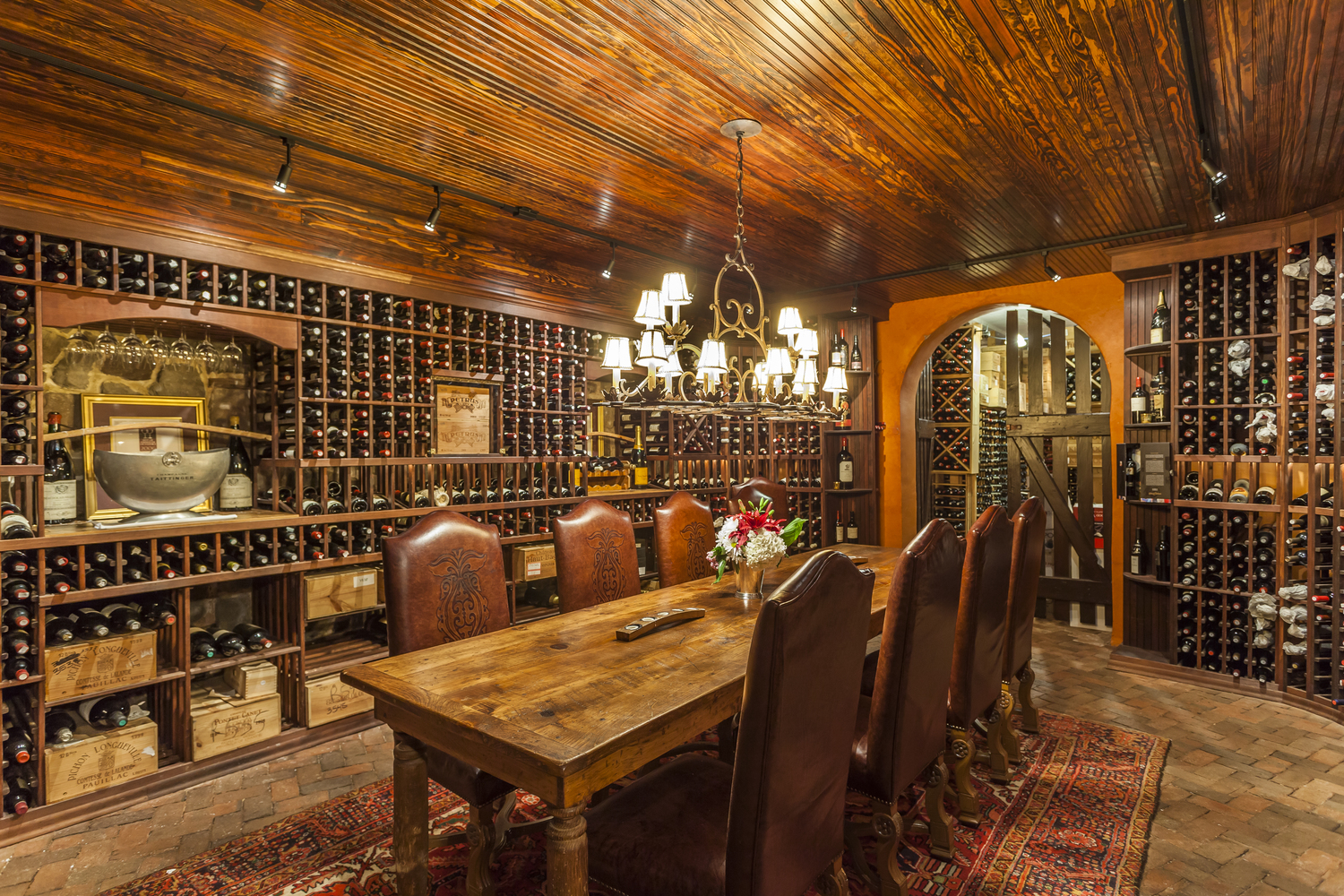 Wine Cellar Pictures Wine Cellar Antrim 1844 Country House Hotel