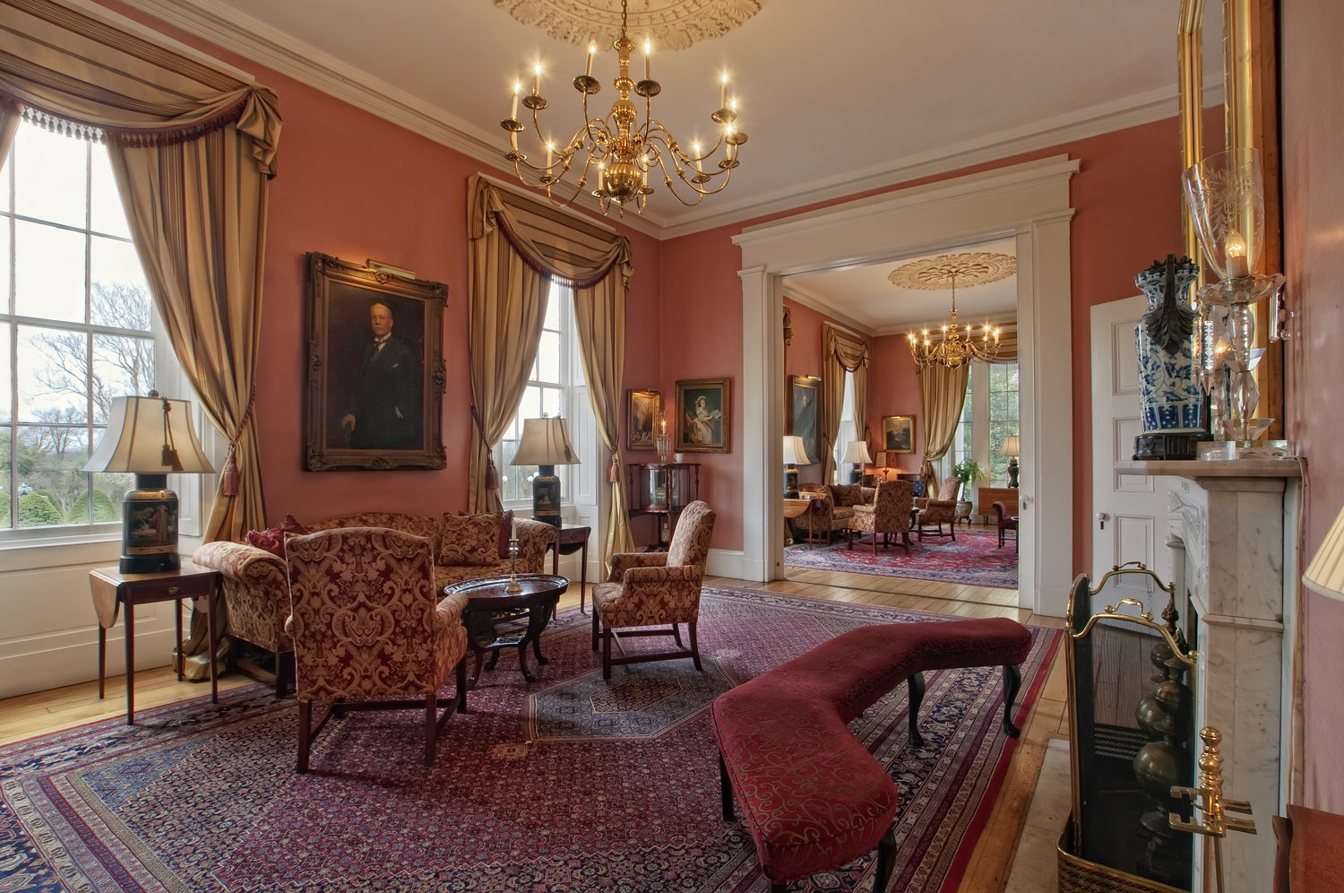 Antrim  Country House Hotel - Country house hotel interiors