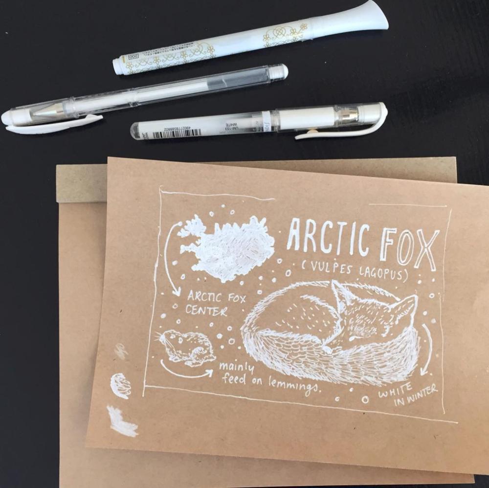 Peita Blythe_Fox Postcard.png