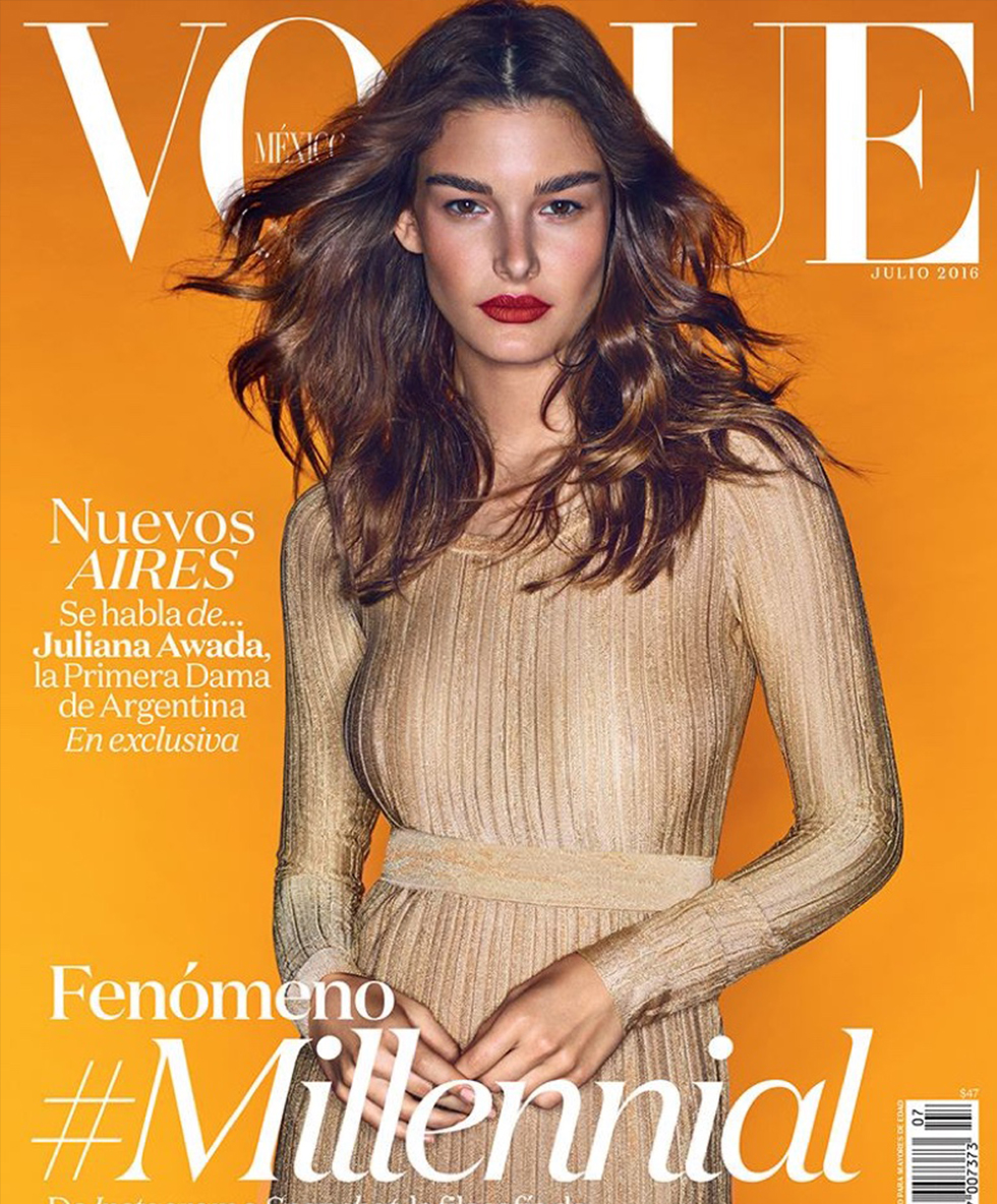 Vogue Mexico | July 2016